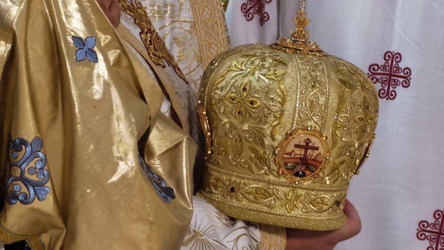 Хиротонија Епископа мохачког Г. Дамаскина, викара Епископа бачког